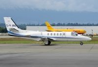 Photo: Untitled, Cessna Citation, C-FJBO