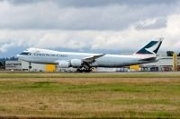Photo: Cathay Pacific Cargo, Boeing 747-800, B-LJD