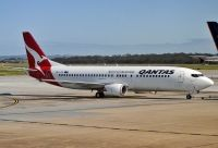 Photo: Qantas New Zealand, Boeing 737-400, ZK-JTP