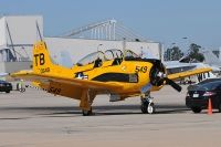 Photo: Private, North American T-28 Trojan, N128JC