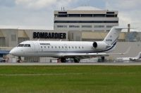 Photo: Bombardier Inc., Canadair CRJ Regional Jet, N591ML