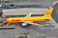 Photo: DHL, Boeing 767-200, N653GT