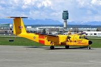 Photo: Canadian Armed Forces, De Havilland Canada CC115 Buffalo, 115457