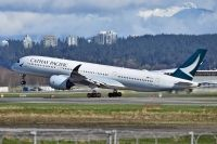 Photo: Cathay Pacific Airways, Airbus A350, B-LRD