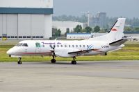 Photo: Transwest Air, Saab SF340, C-GTWK