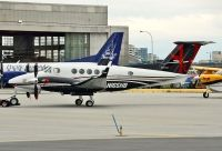Photo: Untitled, Beech King Air, N165HB