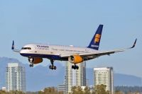 Photo: Icelandair, Boeing 757-200, TF-LLX