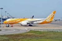 Photo: Scoot, Boeing 787, 9V-OFA