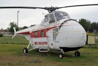 Photo: Associated Helicopters, Sikorsky S-55, CF-JTI