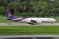 Photo: Thai Airways, Boeing 777-300, HS-TKA