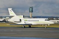 Photo: Untitled, Dassault Falcon 900, C-GFLU