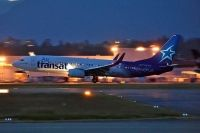 Photo: Air Transat, Boeing 737-800, C-FYQO