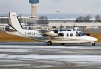 Photo: Untitled, North American - Rockwell 690 Commander, C-GSUJ