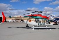 Photo: Las Vegas Police, Bell 407, N407DG