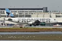 Photo: Frontier Airlines, Airbus A320, N218FR