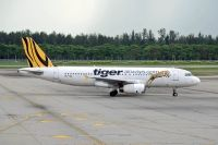 Photo: Tiger Air, Airbus A320, 9V-TAE