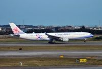 Photo: China Airlines, Airbus A330-300, B-18312