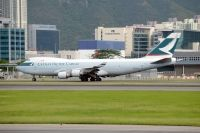 Photo: Cathay Pacific Cargo, Boeing 747-400, B-LIC