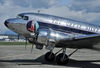 Photo: Blue Skies Air, Douglas DC-3, N18121