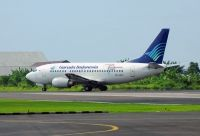 Photo: Garuda Indonesia, Boeing 737-500, PK-GGC