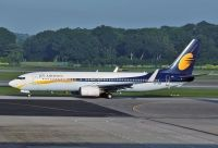 Photo: Jet Airways, Boeing 737-800, VT-JBR