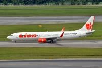 Photo: Lion Airlines, Boeing 737-900, PK-LHS