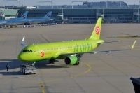 Photo: S7 - Siberia Airlines, Airbus A320, VP-BOM