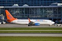 Photo: Sunwing Vacations, Boeing 737-800, C-FJVE