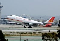 Photo: Yangtze River Express, Boeing 747-400, B-2431