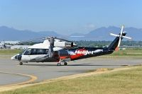 Photo: HeliJet, Sikorsky S-76, C-FIRW