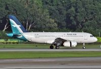 Photo: SilkAir, Airbus A319, 9V-SBG