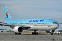 Photo: Korean Air, Boeing 777-200, HL7752