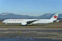 Photo: Air Canada, Boeing 777-300, C-FITU