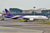 Photo: Thai Airways, Boeing 777-200, HS-TJH
