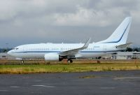 Photo: Untitled, Boeing BBJ, N889NC