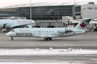 Photo: Air Canada Express, Canadair CRJ Regional Jet, C-GTJA