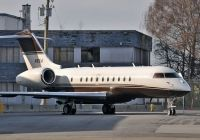 Photo: Untitled, Bombardier BD-700 Global Express, N193LA