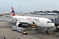 Photo: Orient Thai Airlines, Boeing 767-300, HS-BKD