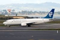 Photo: Air New Zealand, Boeing 737-300, ZK-NGJ