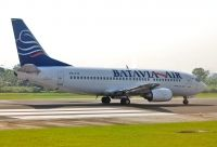 Photo: Batavia Air, Boeing 737-300, PK-YTX
