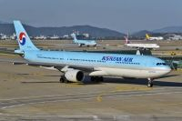 Photo: Korean Air, Airbus A330-300, HL7524