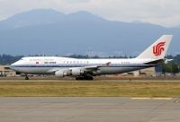 Photo: Air China, Boeing 747-400, B-2443