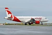 Photo: Air Canada Rouge, Airbus A319, C-FYJE