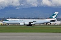 Photo: Cathay Pacific Cargo, Boeing 747-800, B-LJJ