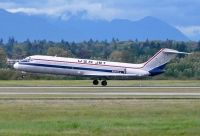 Photo: USA Jet Airlines, Douglas DC-9-30, N205US