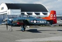 Photo: United States Navy, North American T-28 Trojan, N28CU