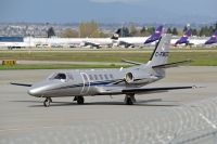 Photo: Omega Aviation, Cessna Citation, C-FMCG