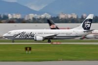 Photo: Alaska Airlines, Boeing 737-400, N760AS