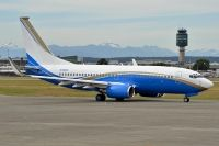 Photo: Untitled, Boeing BBJ, N788DP