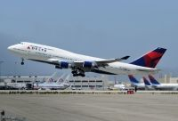 Photo: Delta Air Lines, Boeing 747-400, N666US